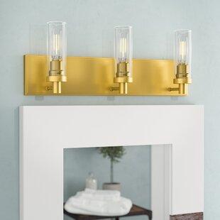 Trent Austin Design Boylon 3-Light Vanity Light