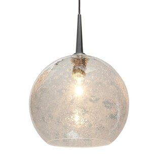 Bruck Lighting Bobo II 1-Light Globe Pendant