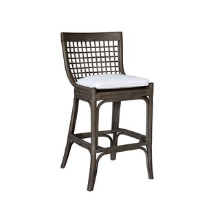 Check Prices Millbrook 32 Bar Stool by Panama Jack Sunroom Reviews (2019) & Buyer's Guide