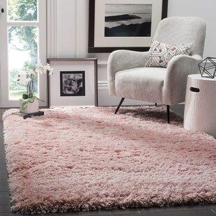 Light Pink Fur Rug Wayfair