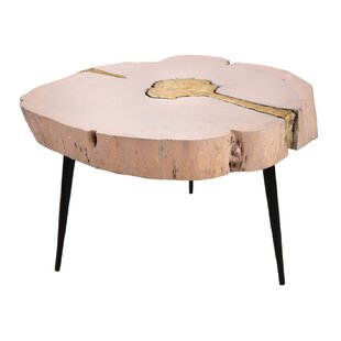 Leesburg Coffee Table with Tray Top by Foundry Select
