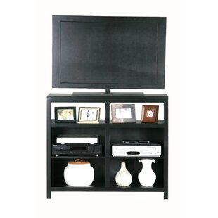 Pilar Solid Wood TV Stand For TVs Up To 48