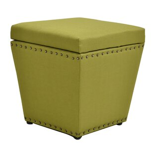 Cleo Storage Ottoman by Wildon Home�