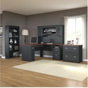 Oakridge Configurable Office Set By Beachcrest Home