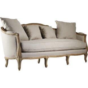 Zentique Maison Linen Sofa