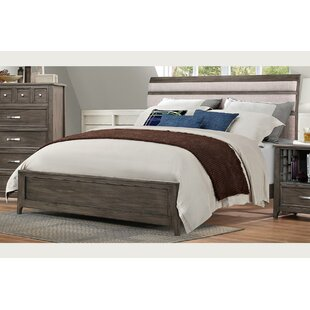 Pirkle Upholstered Panel Bed