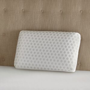 Gel Memory Foam Pillow by Alwyn Home