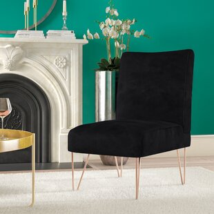 Mercer41 Helmuth Slipper Chair
