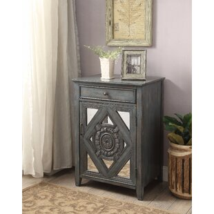 Ericksen End Table with Storage by Bungalow Rose