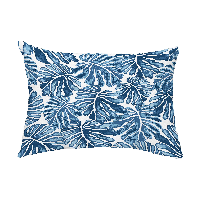 Bay Isle Home Dicha Outdoor Rectangular Lumbar Pillow Cover Insert Wayfair
