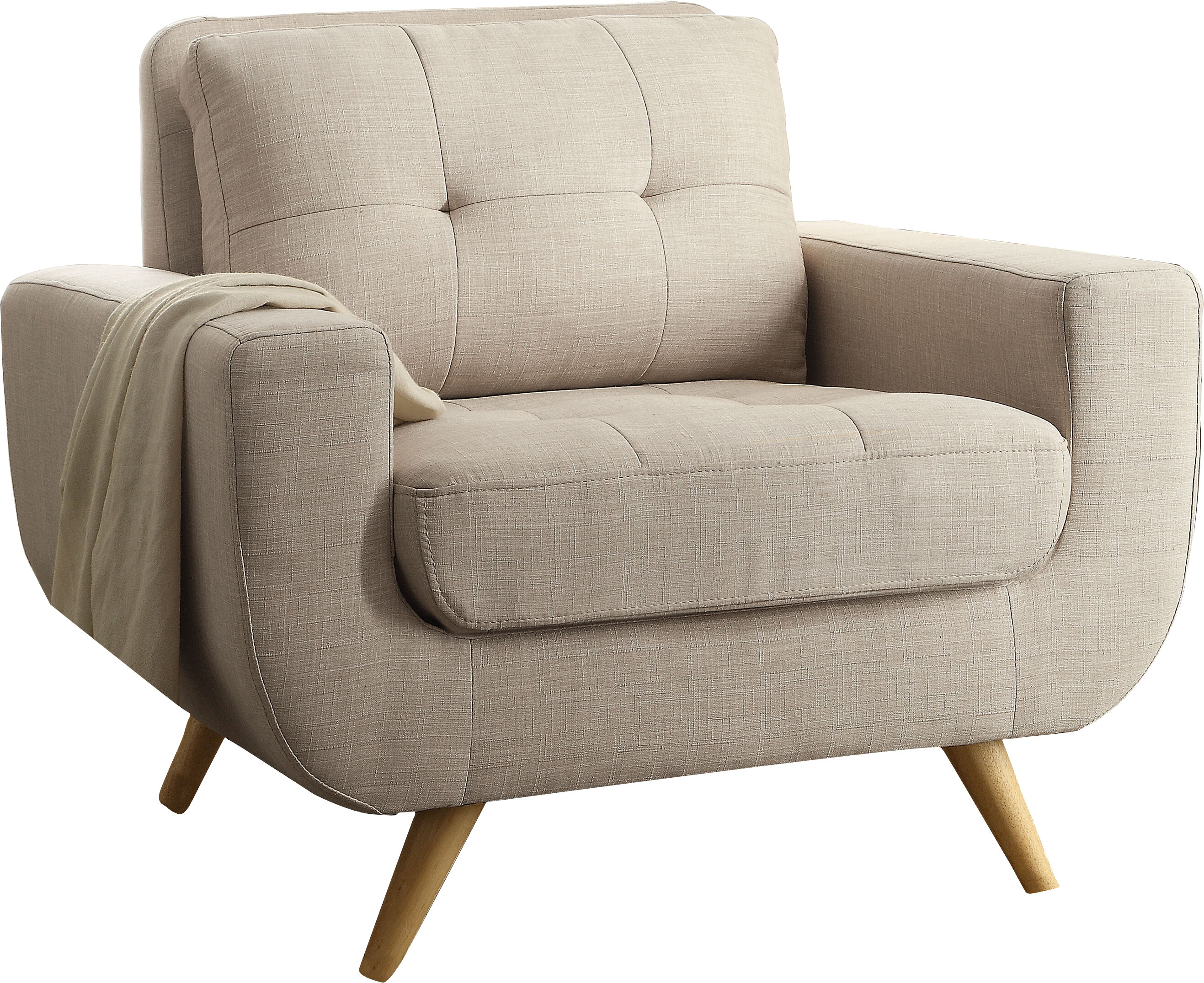 INSTANT HOME Clementina Armchair & Reviews