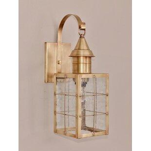 Cormorant Outdoor Wall Lantern by Breakwa..