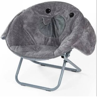 Brillion Elephant Kids Saucer Chair by Isabelle & Max