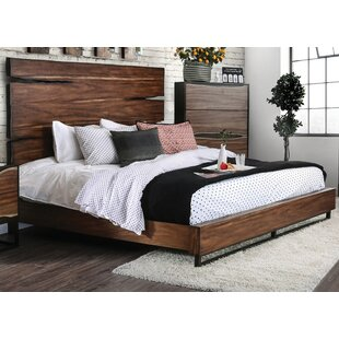 Braunstein Panel Bed