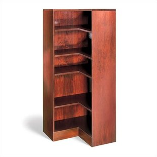 1100 NY Series Inside Corner Bookcase