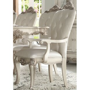 Castonguay Upholstered Dining Chair (Set of 2)