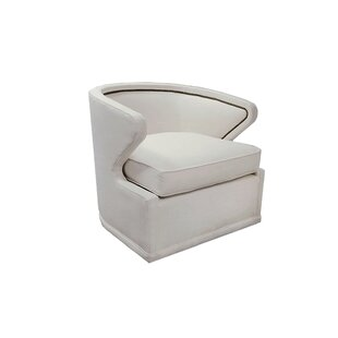 Gabby Monroe Swivel Barrel Chair