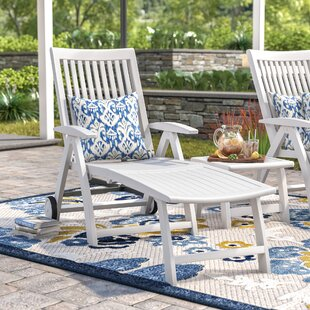 Andover Mills Argo Multi-Position Reclining Chaise Lounge
