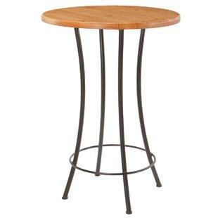 Chmura Bistro Counter Height Pub Table by Fleur De Lis Living