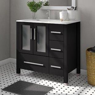 Bathroom Vanity Left Side Sink Wayfair Ca
