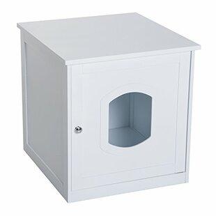 Espanola Cat Litter Box Enclosure