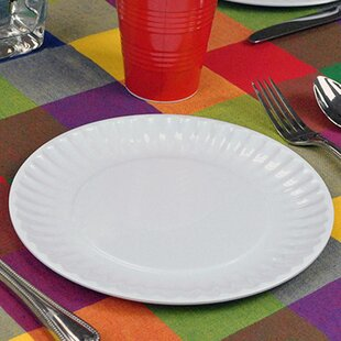 Staley Melamine Picnic 9 Dinner Plate (Set of 12)