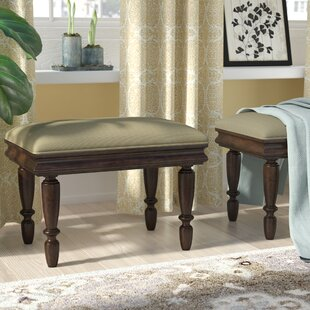Oreana Upholstered Bench by Three Posts