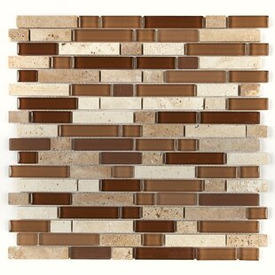 Quincy Random Sized Mixed Material Mosaic Tile