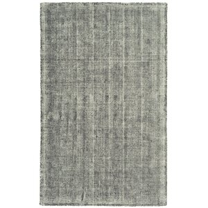 Sugarland Hand-Woven Noir Area Rug