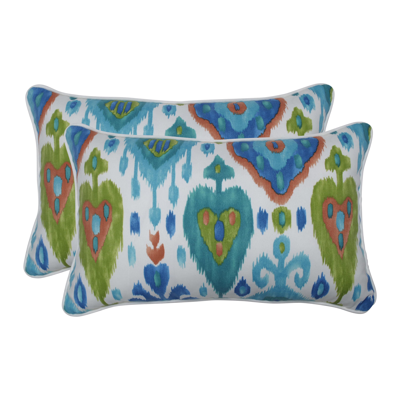 12x18 Lumbar Outdoor Throw Pillows You Ll Love In 2021 Wayfair