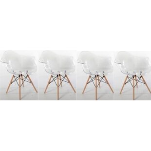 Leona Dining Chair (Set of 4) Brayden Studio