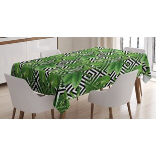 Copperwind Tablecloth By Bay Isle Home
