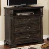 Mable 3 Drawer Dresser by Canora Grey
