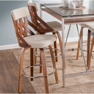 Charlotte 26 Swivel Bar Stool