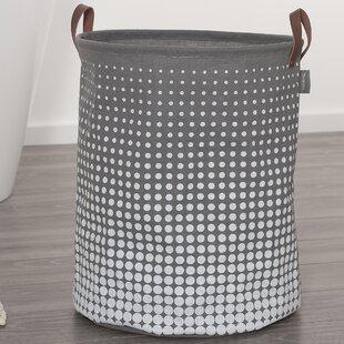 Sealskin Speckles Laundry Hamper