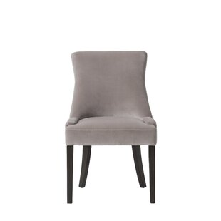 Top Galeo Upholstered Dining Chair by Resource Decor