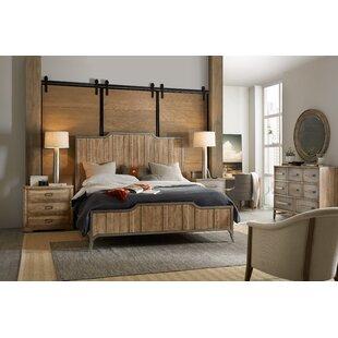 Urban Elevation Standard Configurable Bedroom Set by Hooker Furniture