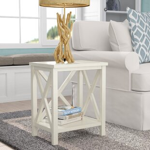 Avalon End Table by Beachcrest Home