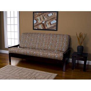 Zipper Box Cushion Futon Slipcover By Latitude Run