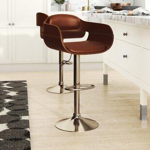 Wondrous With Arms Bar Stools Youll Love Wayfair Co Uk Machost Co Dining Chair Design Ideas Machostcouk