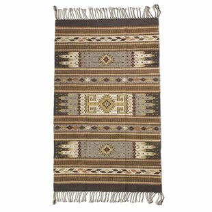 Best Reviews Weare Hand Woven Area Rug By Millwood Pines