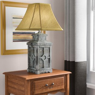 Charmaine 27.5 Table Lamp by August Grove
