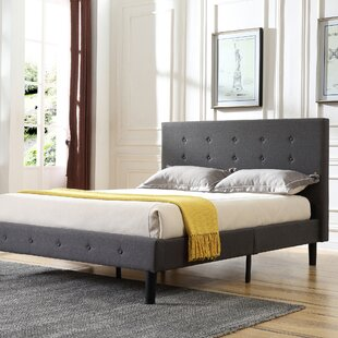 Lind Upholstered Platform Bed