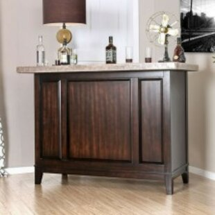 Darby Home Co ShipstStour Bar Cabinet