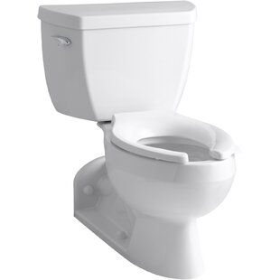 Kohler Barrington™ Two-Piece Elongated 1.0..
