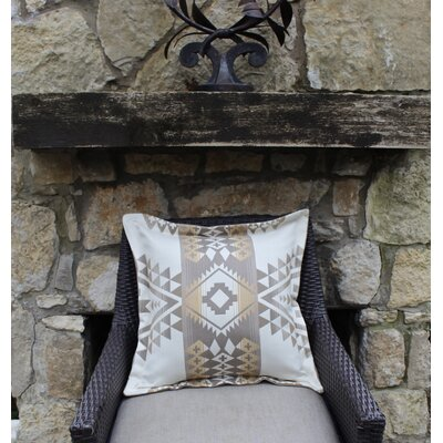 Temescal Sunbrella Indoor / Outdoor Throw Pillow by Foundry Select 2020 Sale