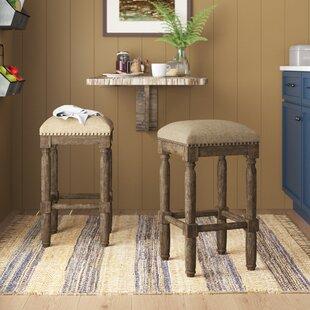 Wondrous Washburn 26 Bar Stool Set Of 2 Uwap Interior Chair Design Uwaporg