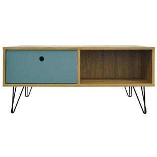 Amalia Low Coffee Table With Storage By George Oliver