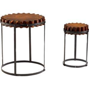 Cyan Design 2 Piece Nesting Tables