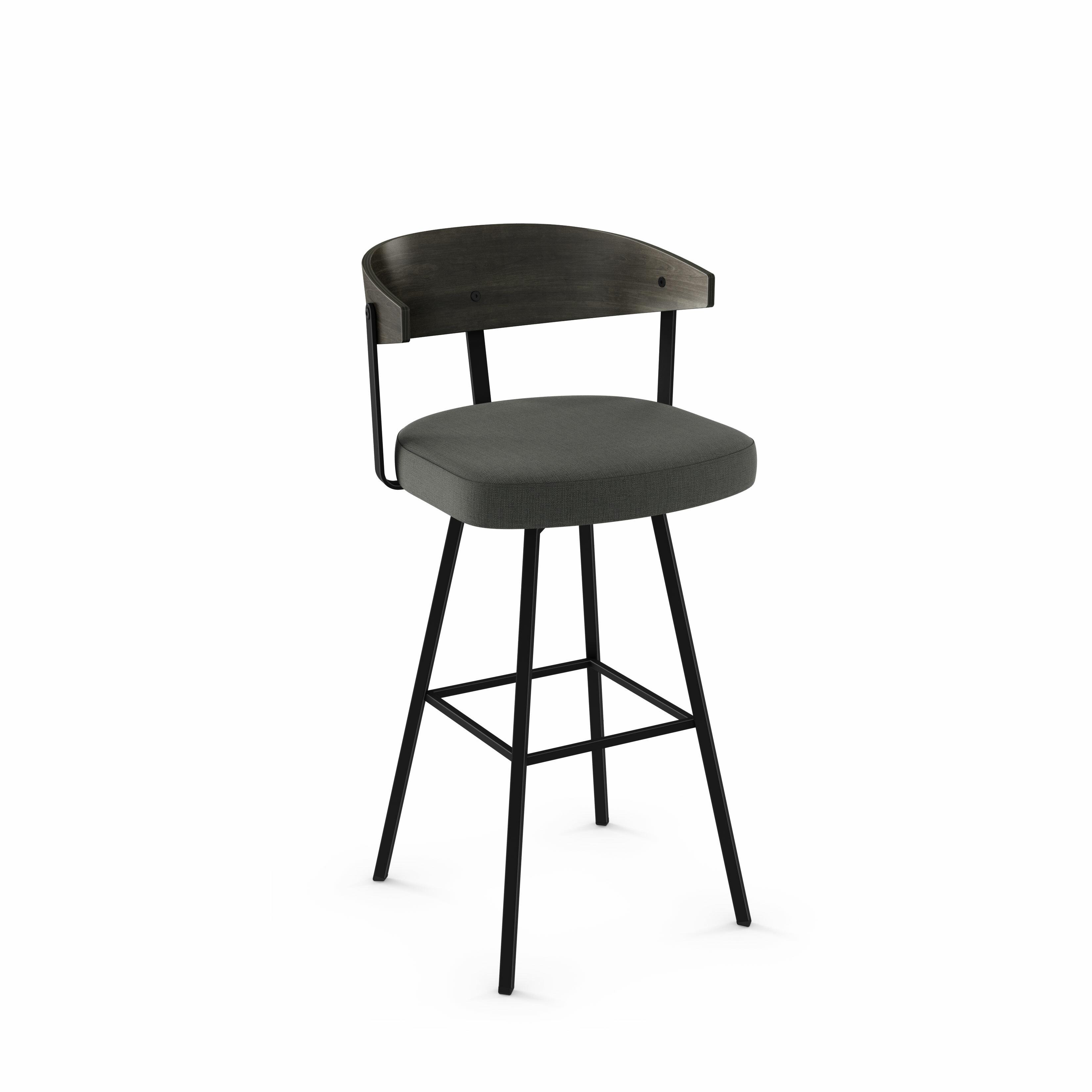 Enjoyable Amir 36 Swivel Bar Stool Ibusinesslaw Wood Chair Design Ideas Ibusinesslaworg